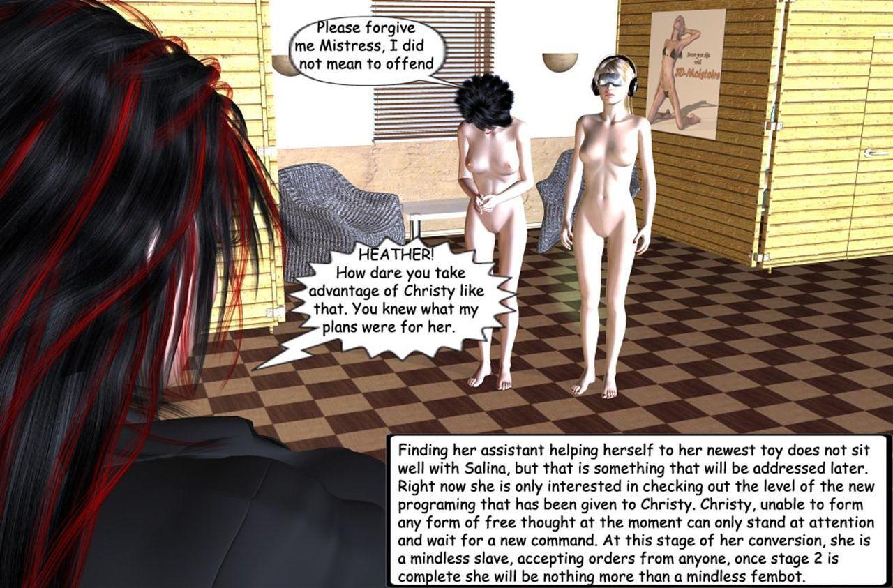 Lady Shiva - part 2