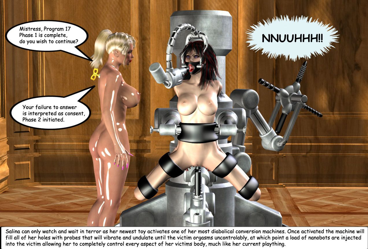 Lady Shiva - part 3