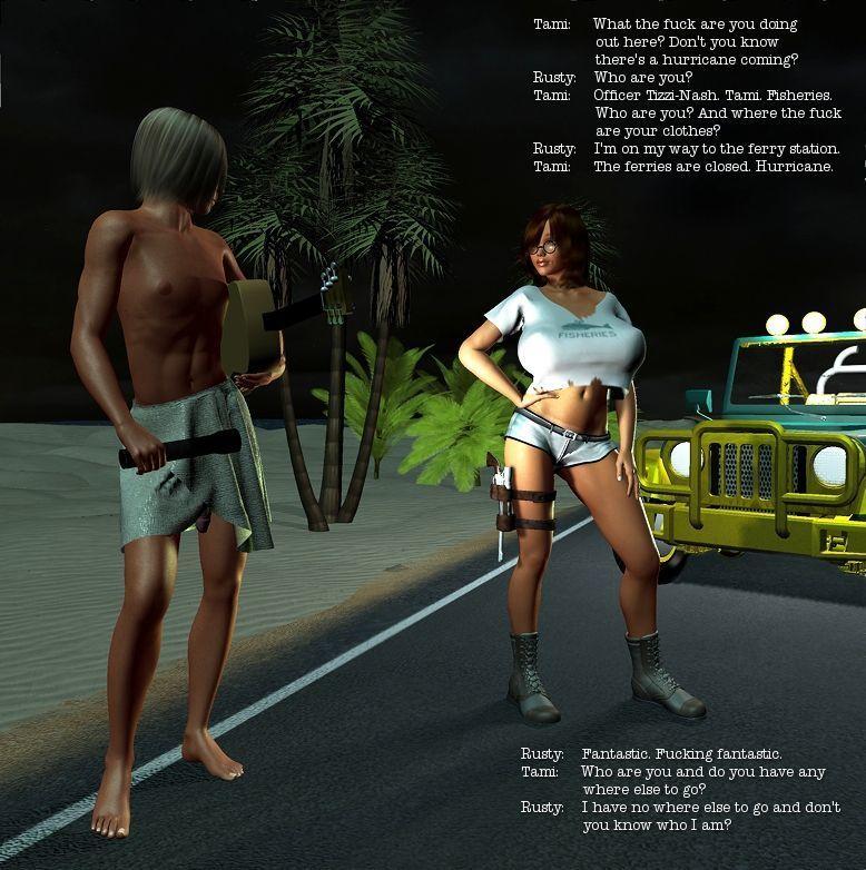 Venus Island Confidential Edition 2 - part 3