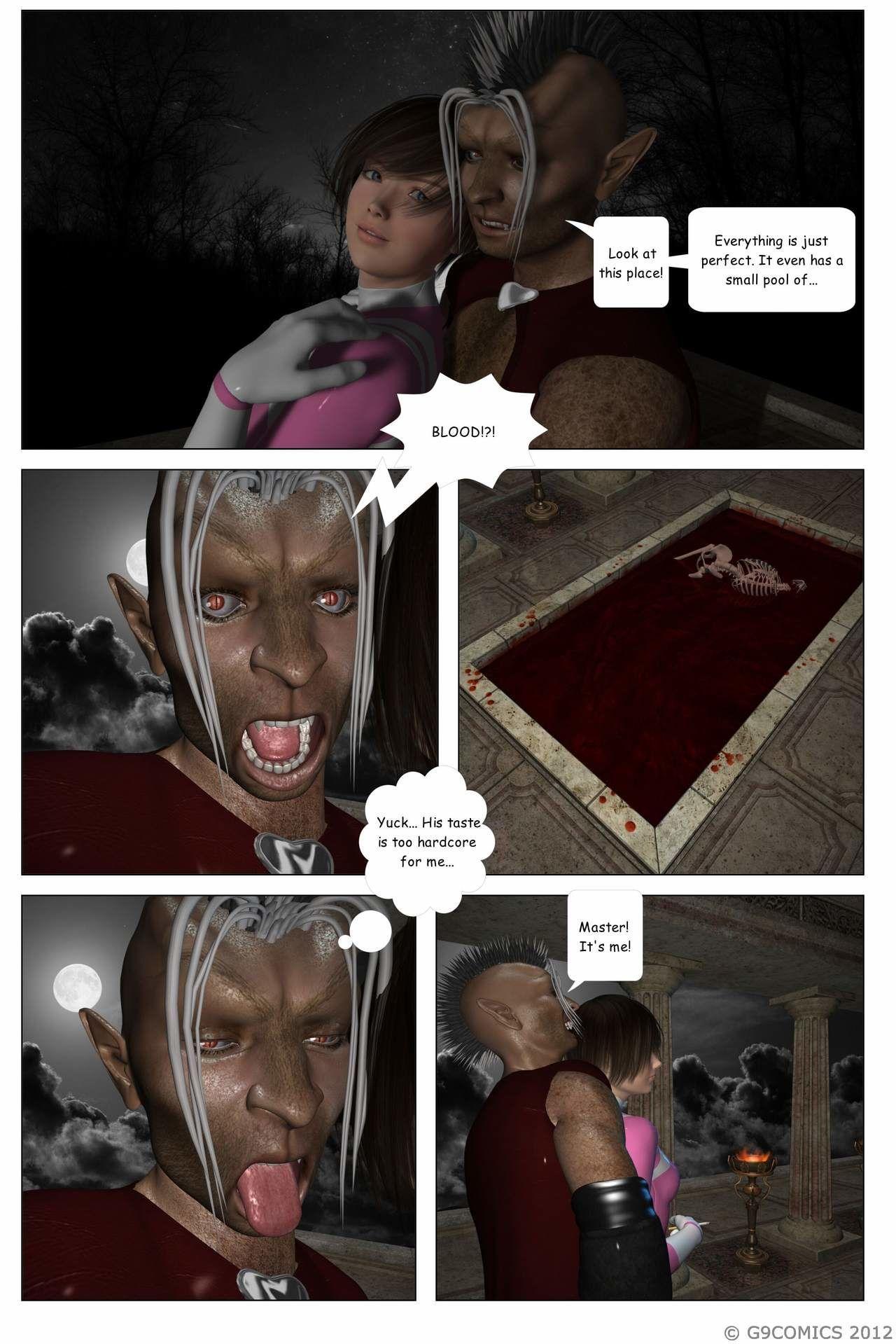 [G9Comics (galford9)] GAIA Rangers (Shadow Rangers 2): Book 4 - part 5