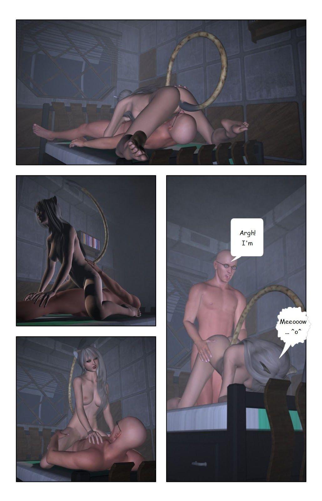 Catgirl - part 2