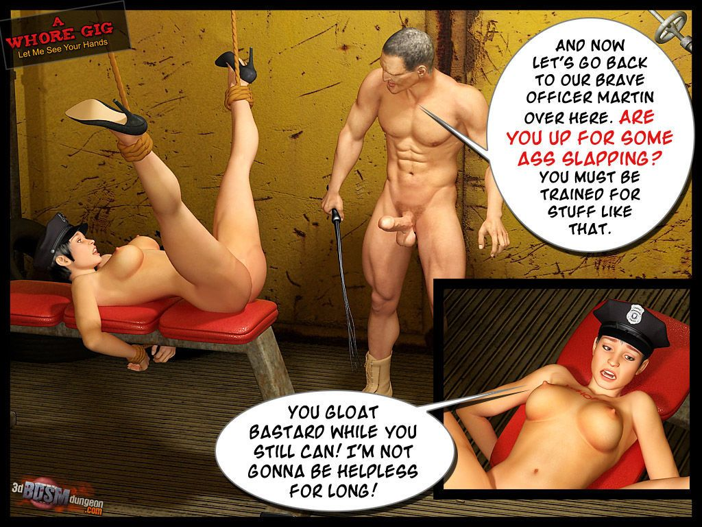 A Whore Gig 2 - Let Me See Your Hands - part 2