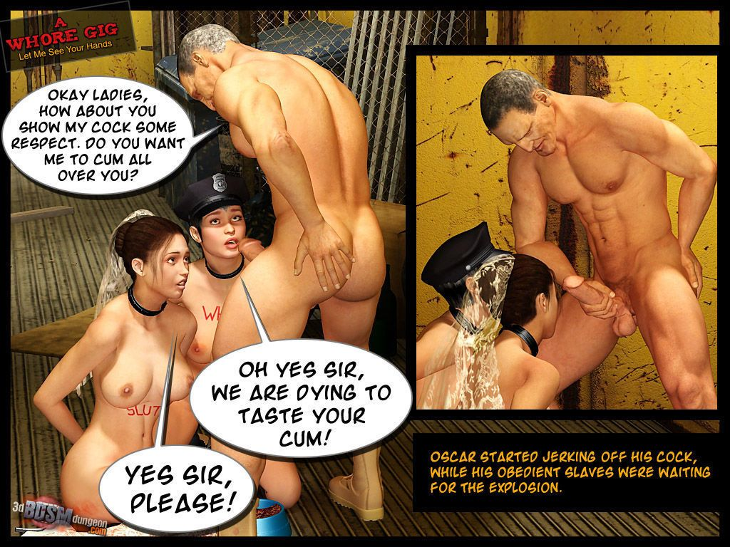 A Whore Gig 2 - Let Me See Your Hands - part 3