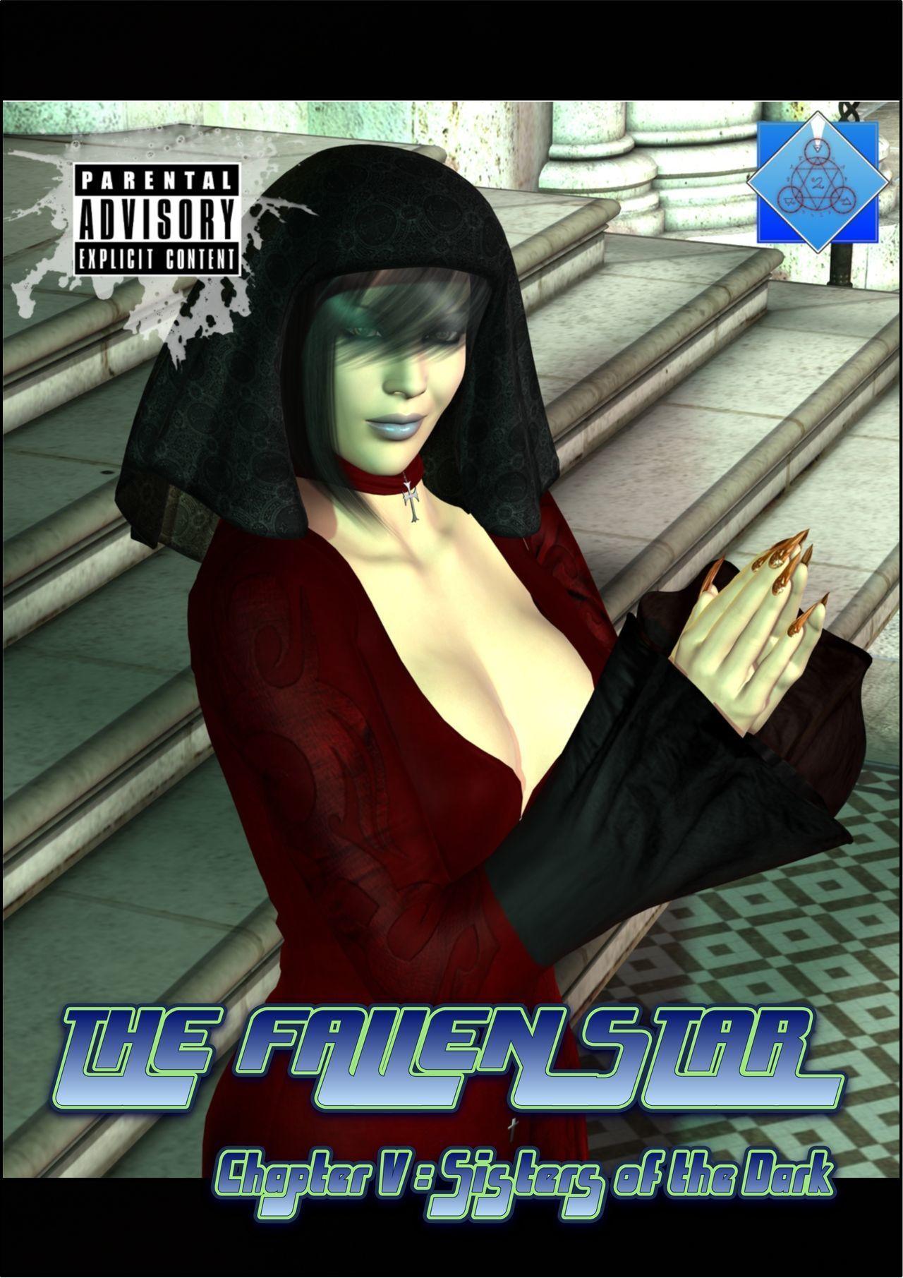 [Shinra-kun] The Fallen Star Ch. 5: Sisters of the Dark