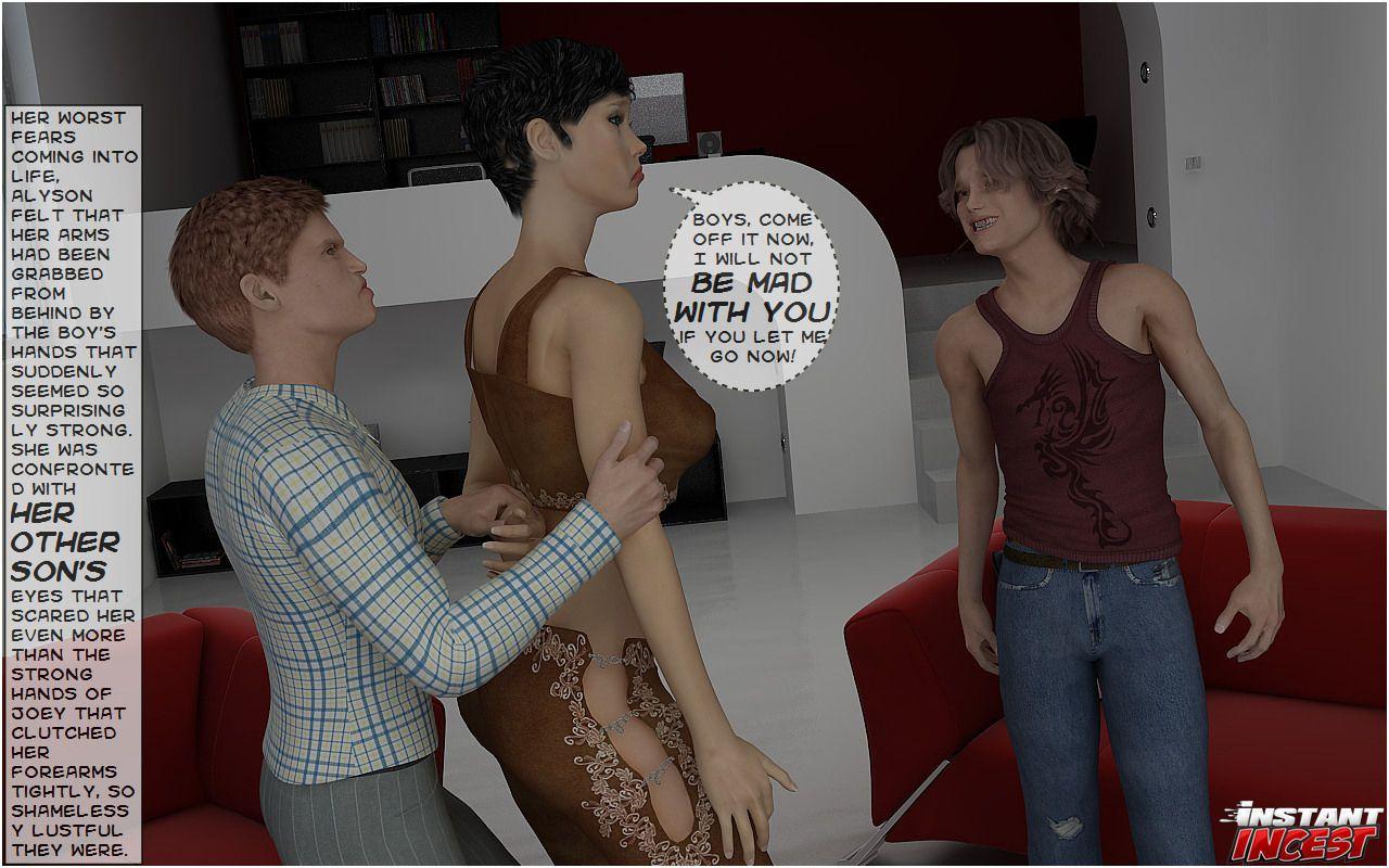 seducing hot momma
