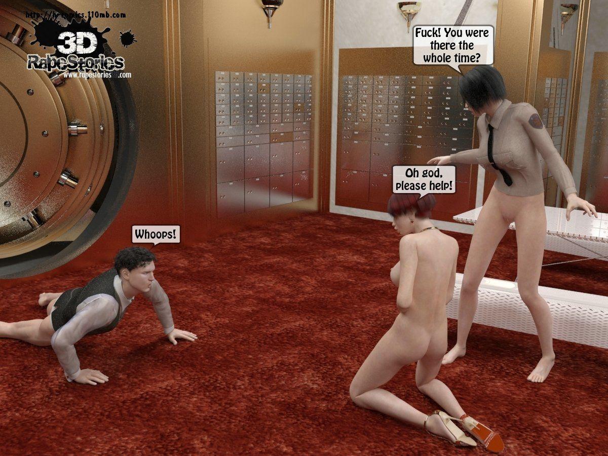 3D Rape Story 3 - part 2