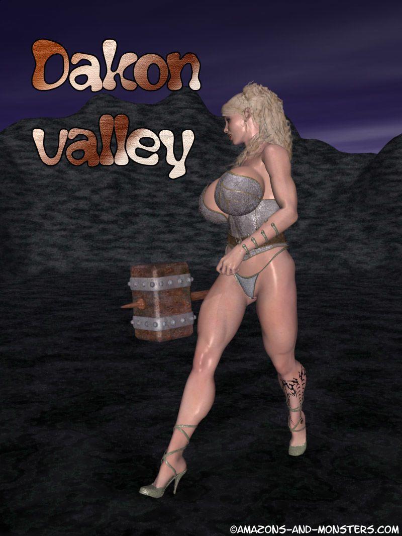 (3d) Dakon Valley