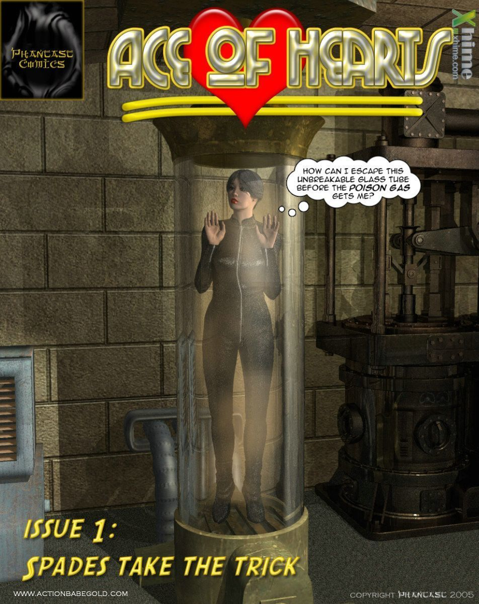 Ace of Hearts - Issue 1