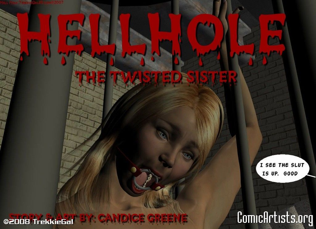 Hell Hole 1-2 - part 3