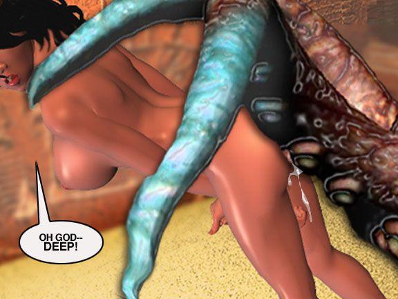Mindy - Sex Slave On Mars c351-375 - part 8