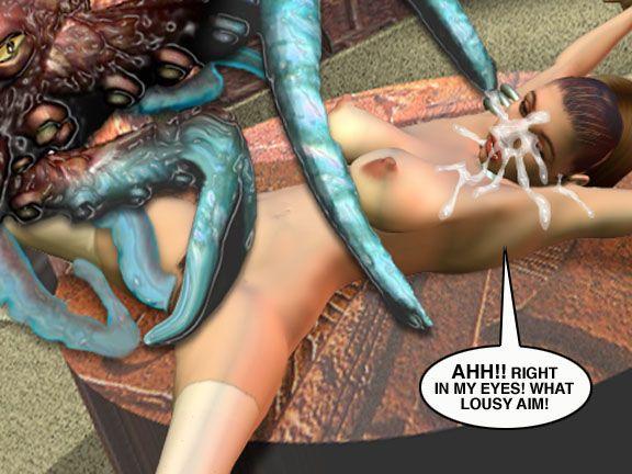 Mindy - Sex Slave On Mars c351-375 - part 18