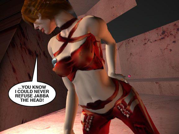Mindy - Sex Slave On Mars c326-350 - part 7
