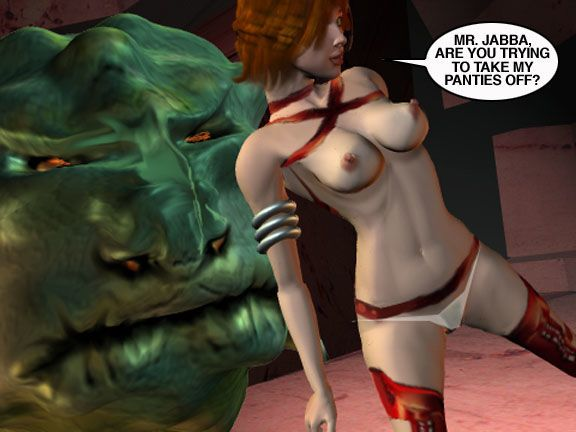 Mindy - Sex Slave On Mars c326-350 - part 8