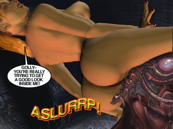 Mindy - Sex Slave On Mars c326-350 - part 15