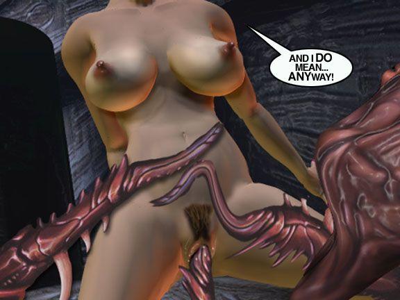 Mindy - Sex Slave On Mars c326-350 - part 17