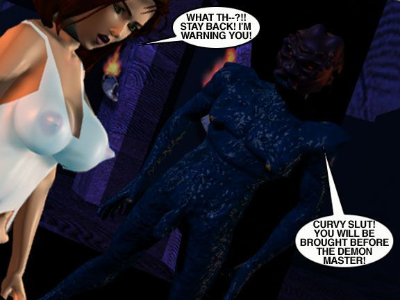 Mindy - Sex Slave On Mars c301-325 - part 7
