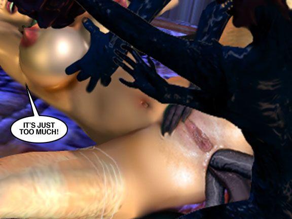 Mindy - Sex Slave On Mars c301-325 - part 10