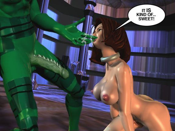 Mindy - Sex Slave On Mars c301-325 - part 13