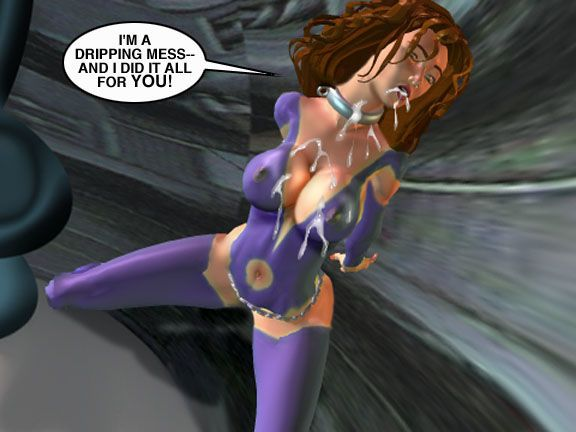Mindy - Sex Slave On Mars c276-300 - part 2