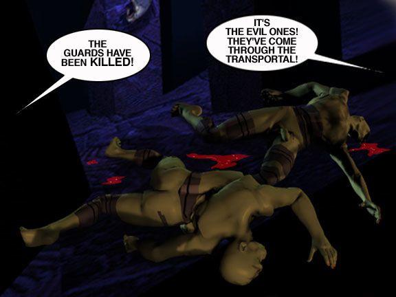 Mindy - Sex Slave On Mars c276-300 - part 5