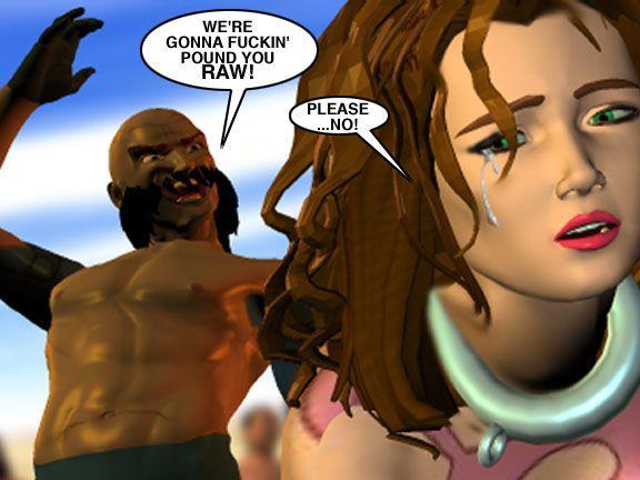 Mindy - Sex Slave On Mars c251-275