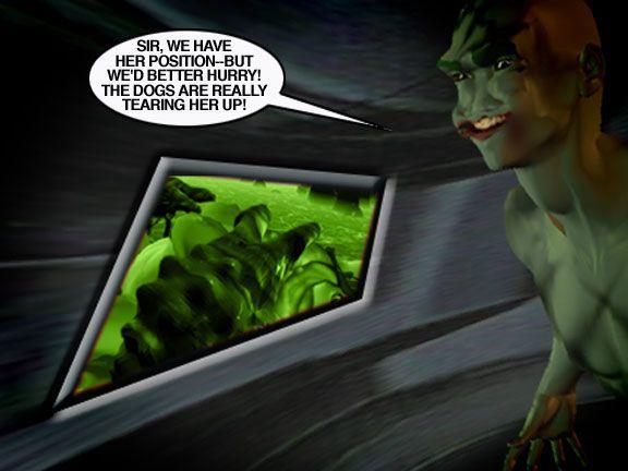 Mindy - Sex Slave On Mars c251-275 - part 7