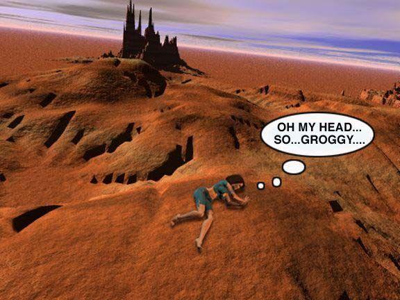 Mindy - Sex Slave On Mars c001-025 - part 3