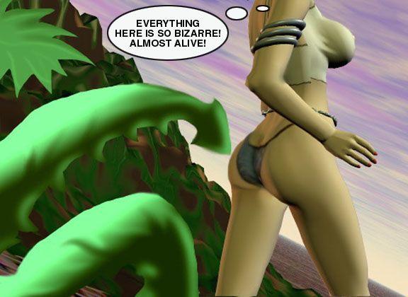 Mindy - Sex Slave On Mars c101-125 - part 8