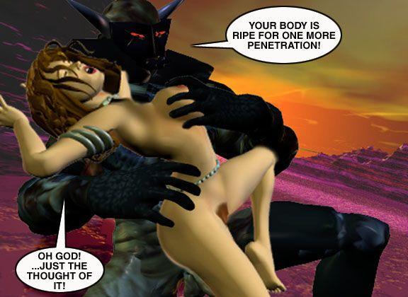 Mindy - Sex Slave On Mars c101-125 - part 17