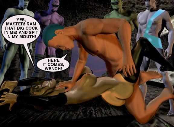 Mindy - Sex Slave On Mars c076-100 - part 10
