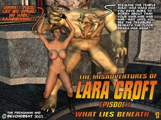 [Beyondbent] The Misadventures of Lara Croft - Episode 1: What Lies Beneath