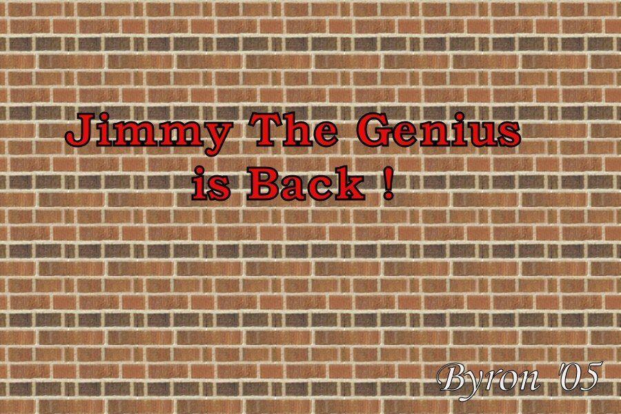 Jimmy The Genius