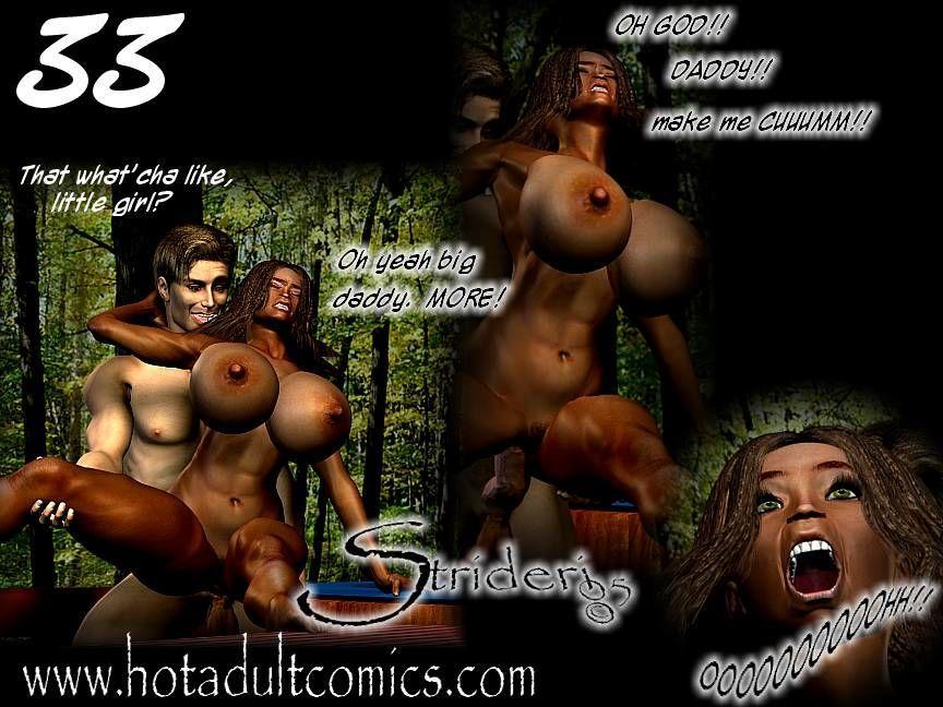 Debra - Big Tits Milf! 3D - part 2