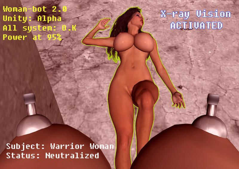 [3D] Project Slavegirl