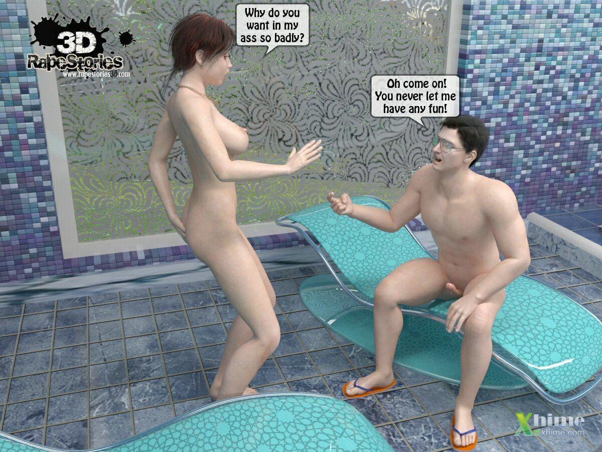 Raped at Pool