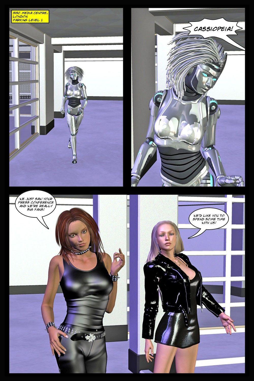 [3D] Platinum Earth 25-27 - part 5