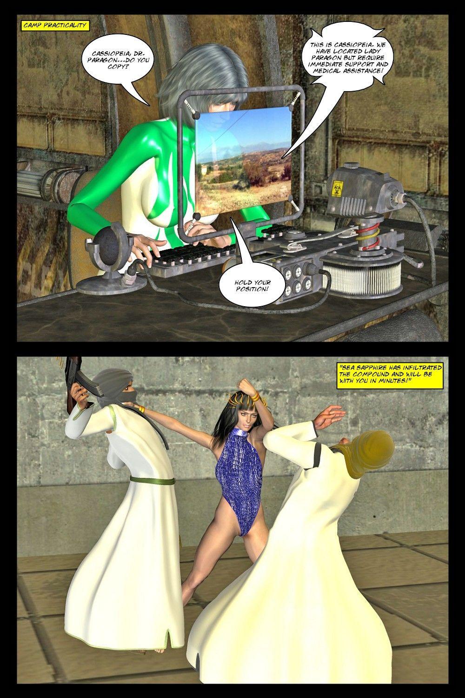 [3D] Platinum Earth 19-21 - part 4