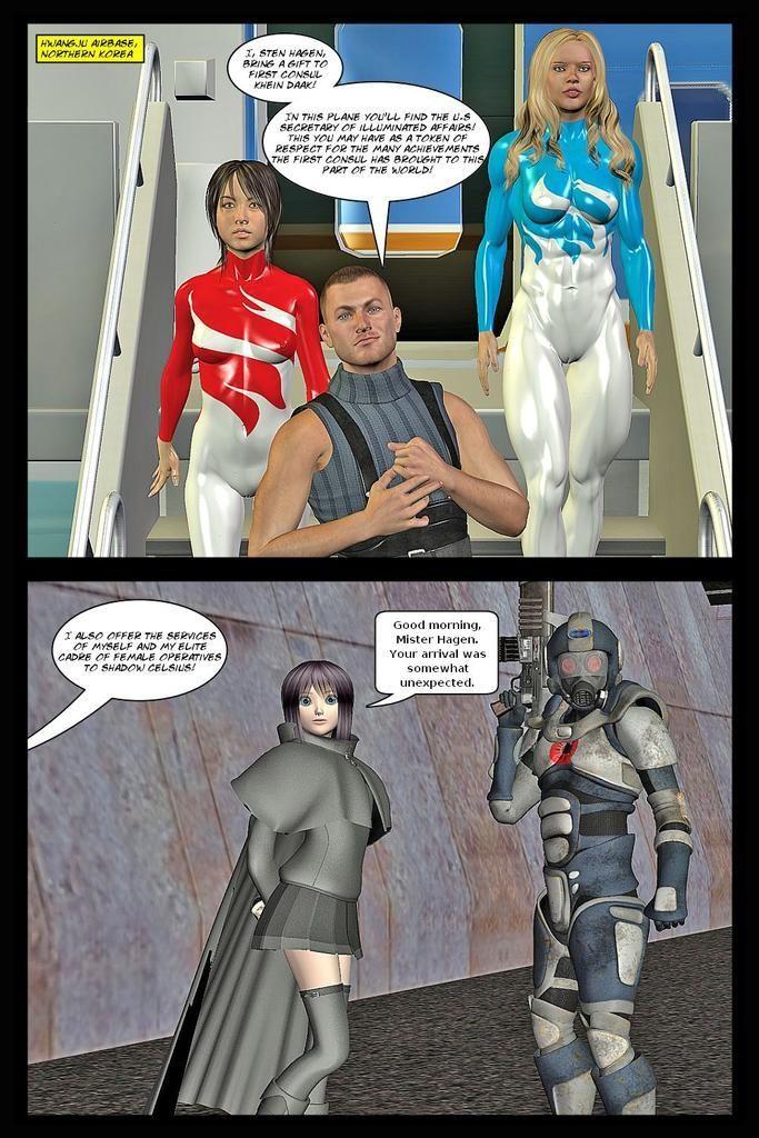 [3D] Platinum Earth 03-05 - part 2