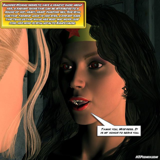 Blunder Woman Vs. Mother Superior [English] - part 8