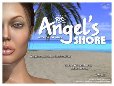 Angelina Jolie- Angels Shore