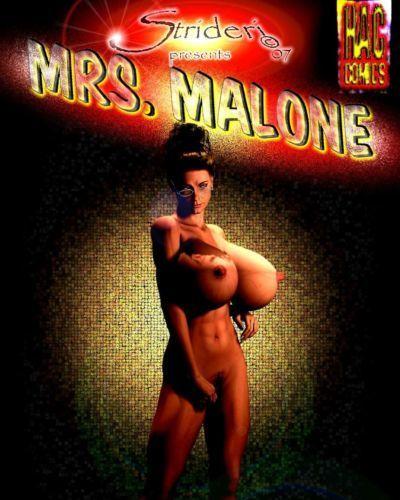 Sons Big Fucking Dick- Mrs. Malone 2