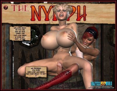 The Nymph 3- Carzyxxx3D World