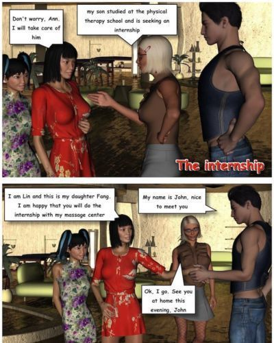 The Internship  Part 1 by VGer