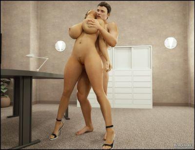 Black 3D sex