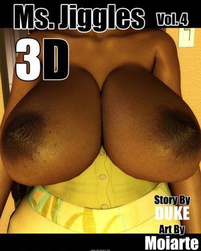 Ms Jiggles 3D  Part 4- Duke Honey