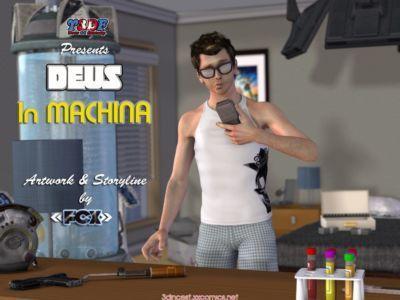 Y3DF- Deus In machina