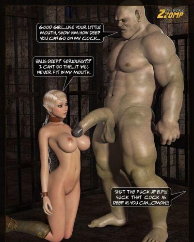 Tihanna Loves Orcs 2
