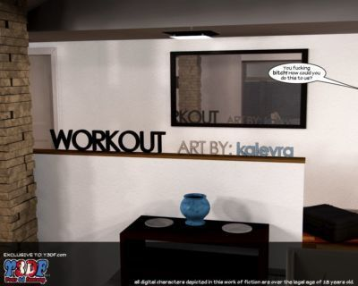 Y3DF- Workout