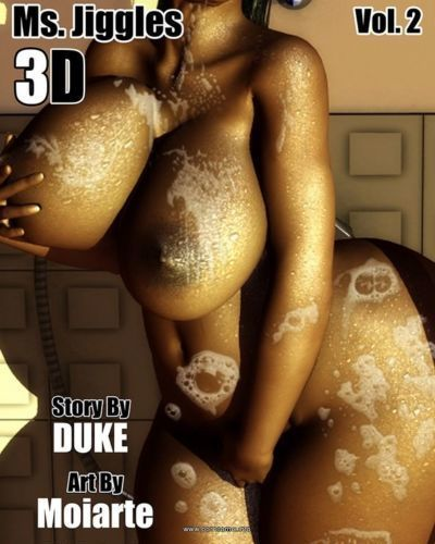 Ms Jiggles 3D  Part 2- Duke Honey