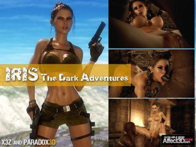 Dark Adventures- HitmanX3Z  Iris
